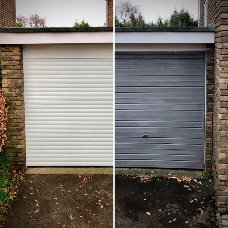 Image 12 - Before and after for Welwyn client