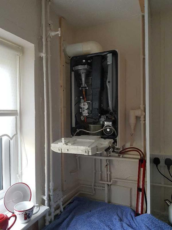 Image 48 - Boiler service