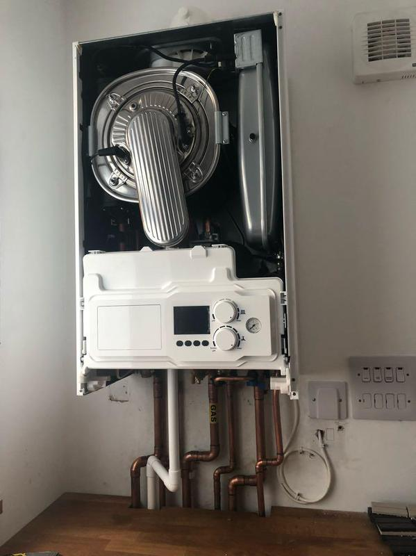 Image 6 - New boiler upgrade this also comes with a 10 year guarantee.
