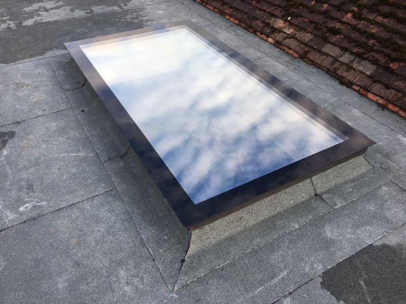 Image 12 - Mineral felt roof