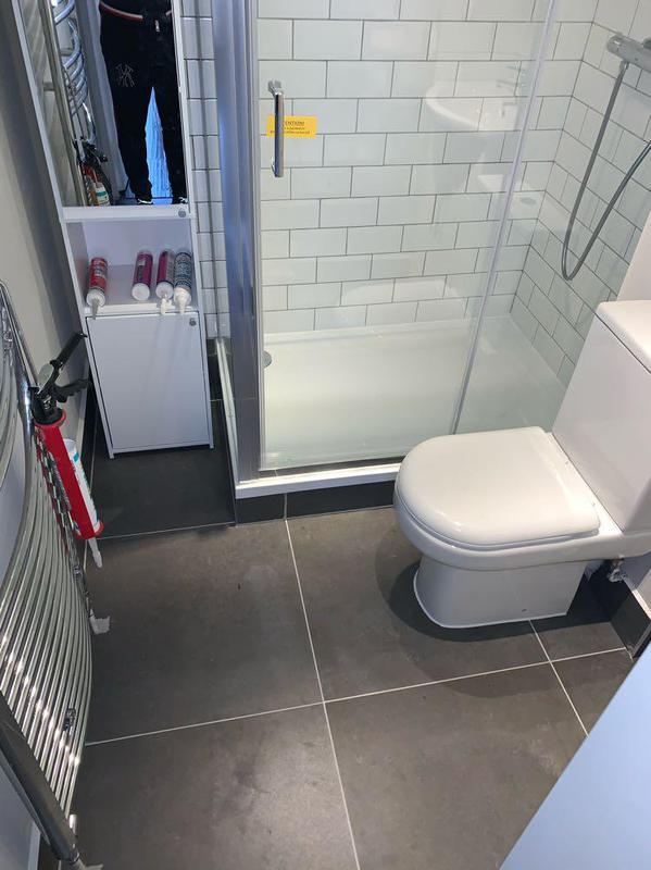 Image 2 - bathroom renovation Earls Court