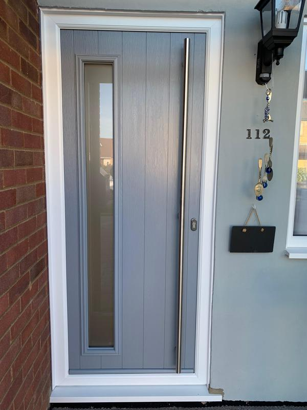 Image 2 - Eastwood-Grey Composite Door