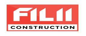 Filii Construction logo