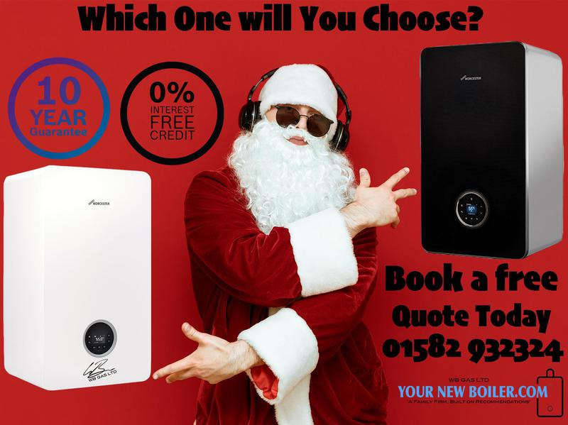 Image 1 - Get a New Boiler from santa this winter