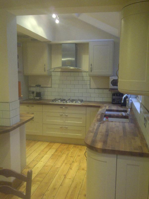 Image 28 - Terry's finished kitchen