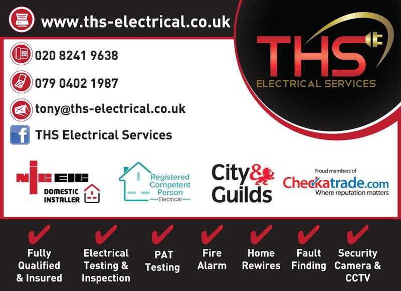 Image 61 - THS Electrical Services Flyer