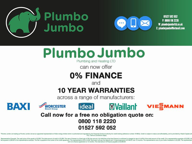 Plumbo Jumbo Plumbing & Heating Ltd logo