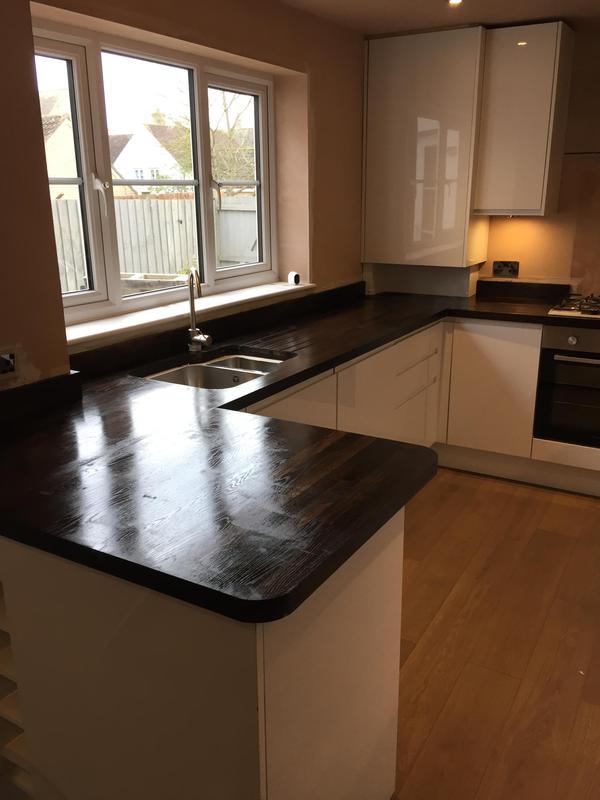 Image 7 - Kitchen fitting by DKM Developments Ltd, builders, Great Dunmow, Essex