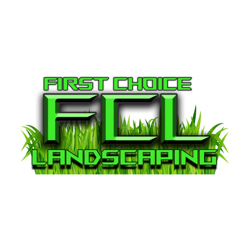 First Choice Landscapes logo