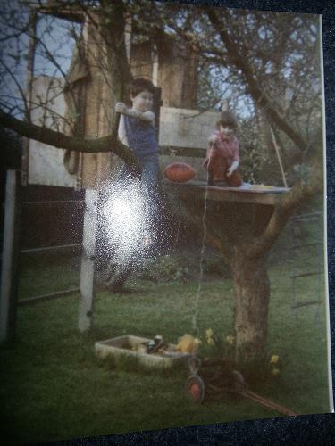 Image 21 - My first tree house :-)