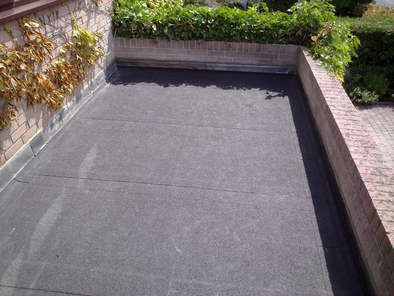 Image 21 - New Flat Roof (after)
