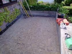 Image 20 - New flat roof (before)