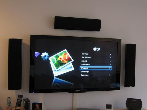 Image 13 - Install TV, Apple TV setup and conceal cabling in capping