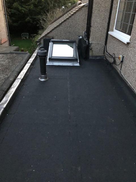 Image 9 - Flat roof
