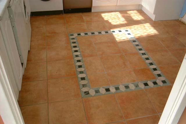 Image 8 - Tiled floor