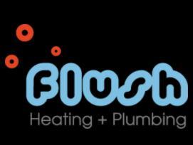 Flush Heating & Plumbing Ltd logo