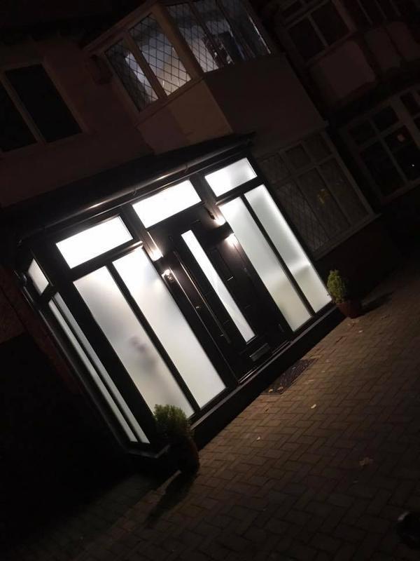 Image 226 - New porch - Prestwich - Complete