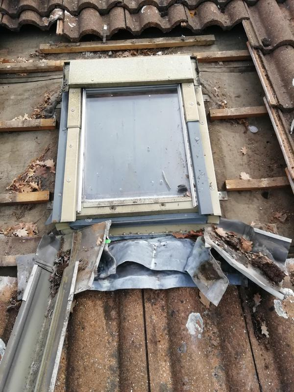 Image 7 - Velux Window Installation Before