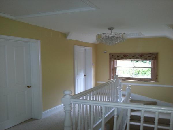 Image 16 - Paint Striping and redecoration After