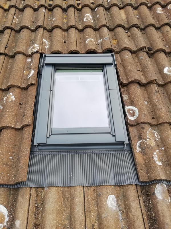 Image 8 - Velux Window Installation After