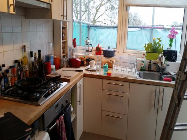Image 17 - Kitchen Refub Before