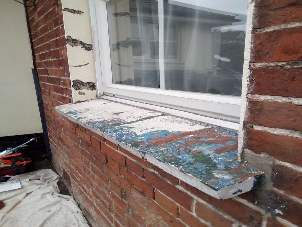 Image 27 - Window Restoration Before