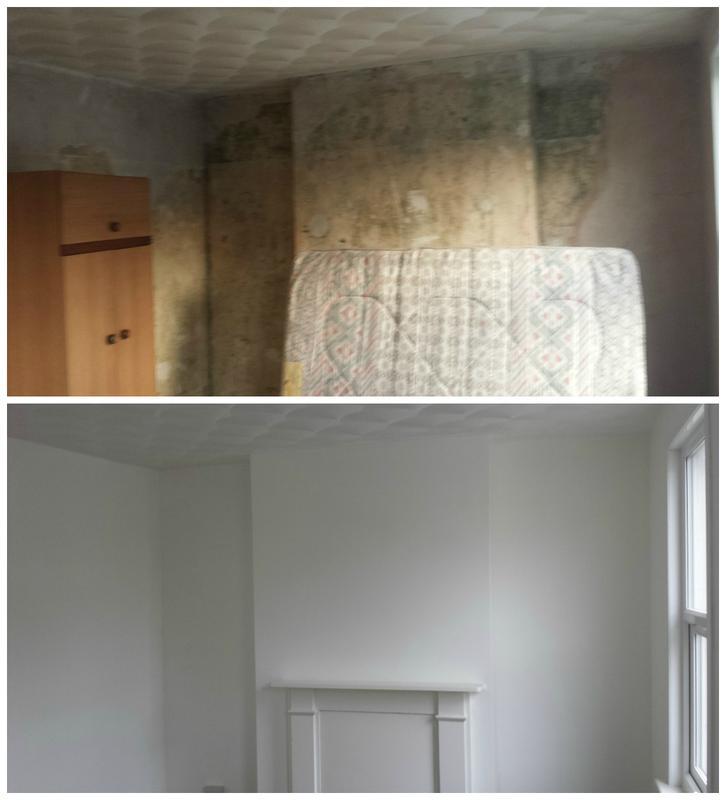 Image 2 - Full refurbishment of a bedroom.