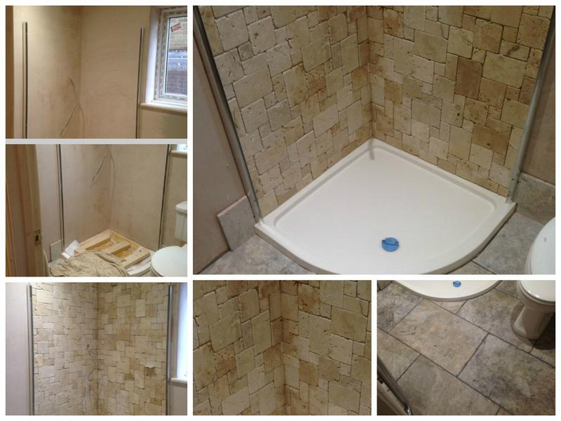 Image 35 - New shower area in Ingatestone