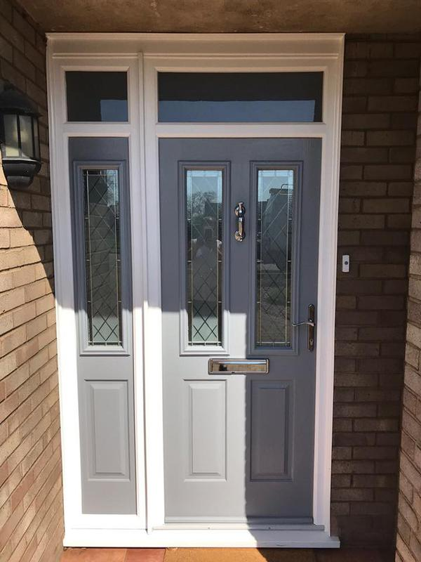 Image 7 - Solidor - Ludlow 2, french grey with brilliante glass design