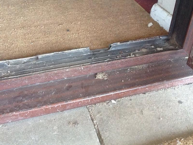 Image 36 - Thresh Hold Repair (Before)
