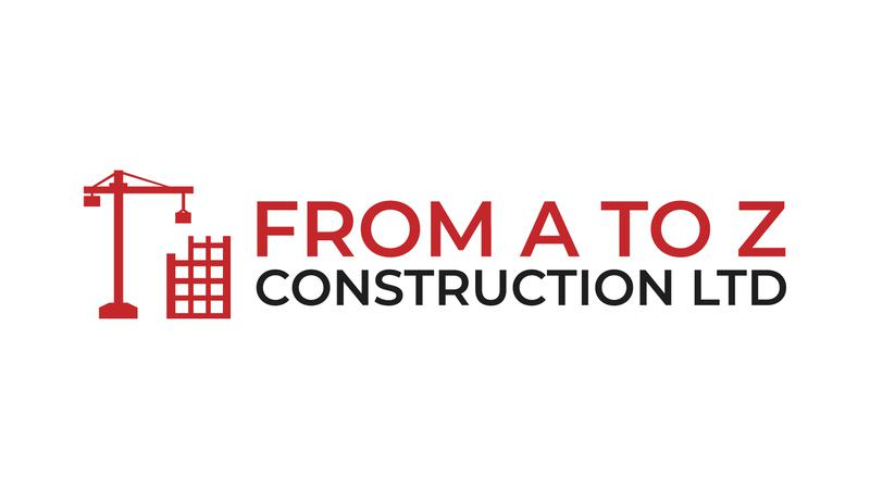 From A to Z Construction Ltd logo