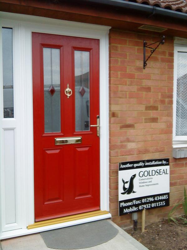 Image 13 - Composite Front Doors By Goldseal