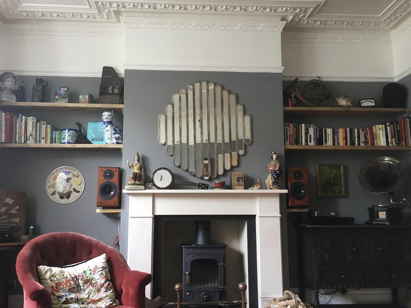 Image 42 - Big shelves