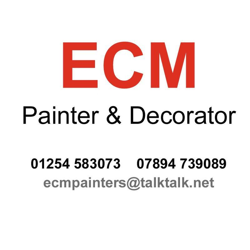 ECM Painter & Decorator logo