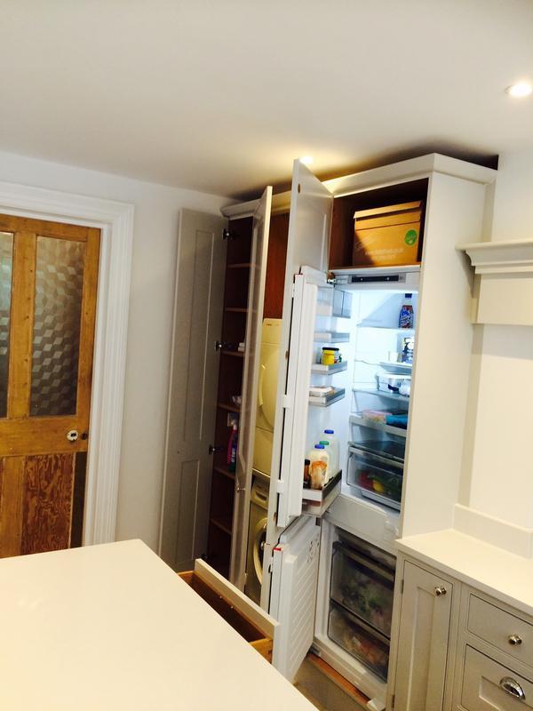 Image 43 - Bespoke English kitchen stage 10