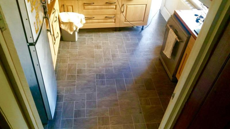 Image 13 - Laminate floor fitted by Ollie Diggins.