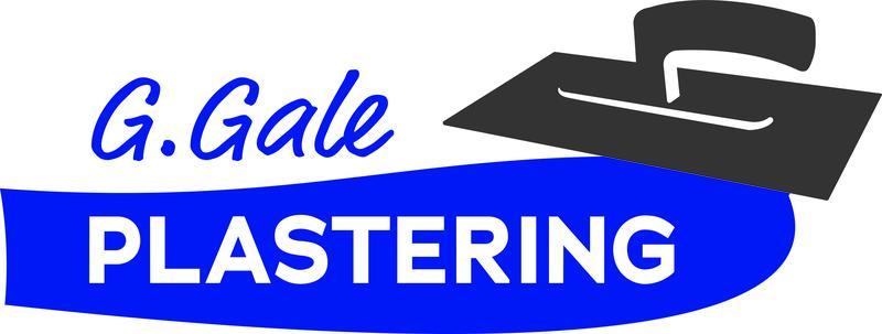 G Gale Plastering logo