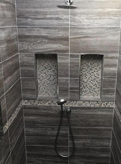 Image 92 - Here is a prime example of our attention to detail at LCA, this is a wetroom completed from start to finish on budget, and on time, this one completely exceeded our clients expectations. We've got you covered.