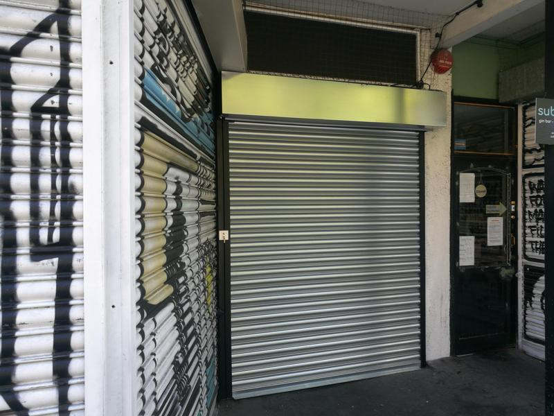Image 7 - Galvanised Steel Electric Roller Shutter Installed in Dartmouth Road Forest Hill SE23 3HN