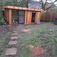 Image 5 - New garden office