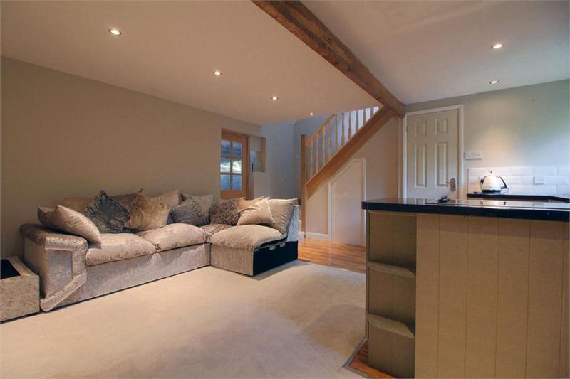 Image 116 - Two storey garage conversion - open plan lounge/kitchen/diner