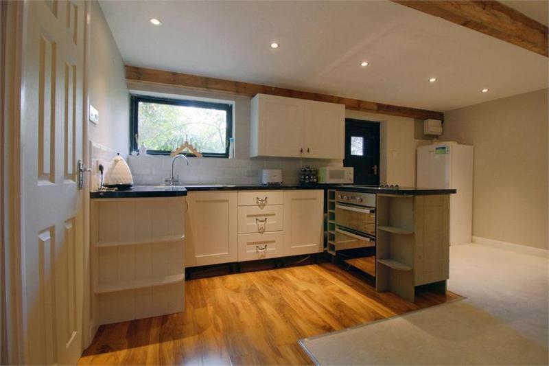 Image 117 - Two storey garage conversion - open plan lounge/kitchen/diner