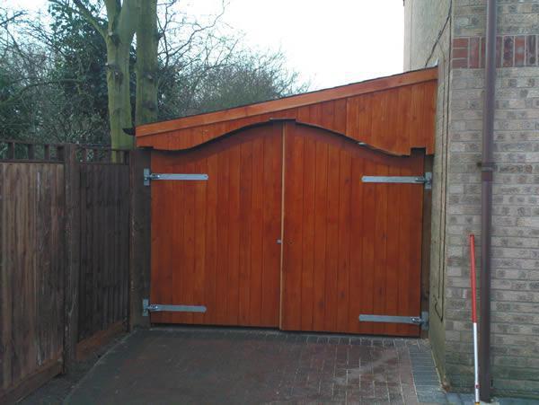 Image 45 - Ne Garage and door Haverhill