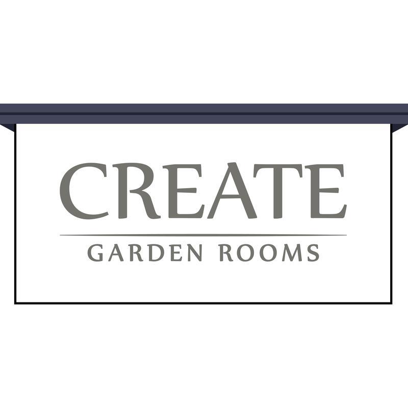 Create Garden Rooms logo