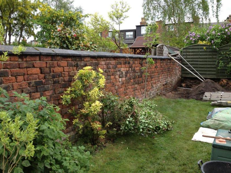 Image 16 - Before Point Garden Wall