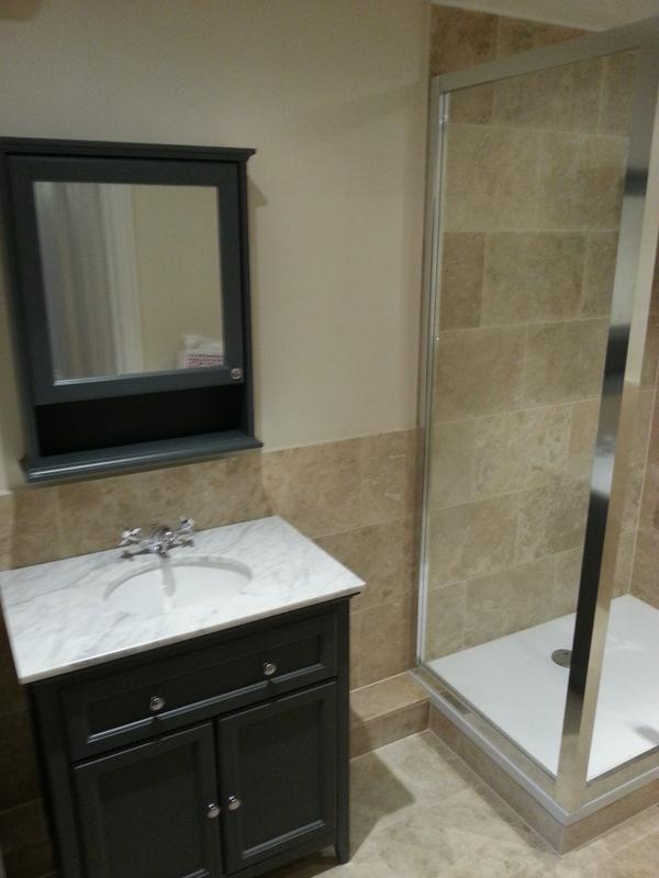 Image 5 - Bathroom design and build including water proofing of existing walls