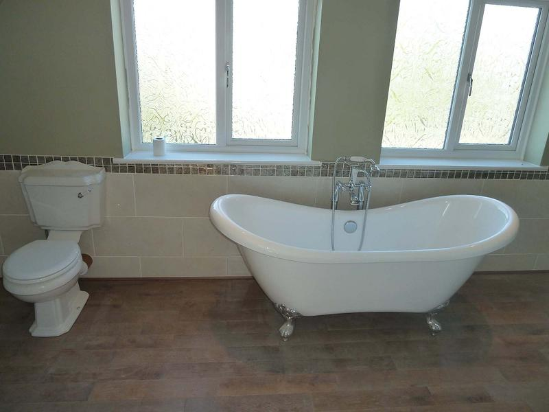 Image 11 - New Bathroom suite fitted