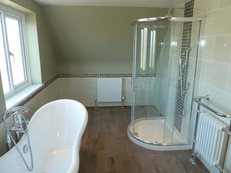 Image 12 - New Bathroom suite fitted
