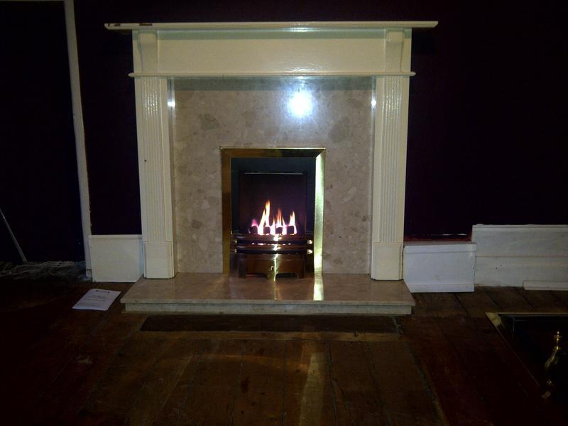 Image 4 - Replacement Live Fuel Effect Gas Fire