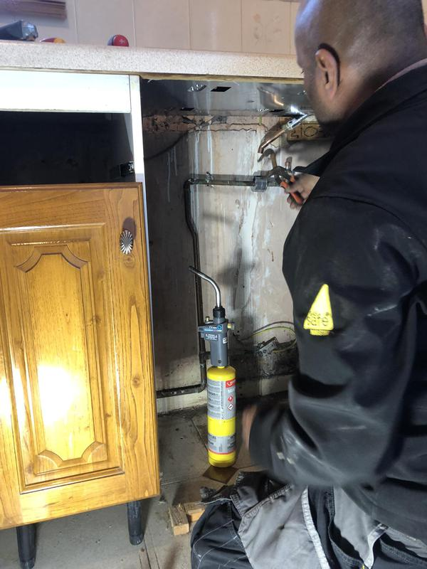 Image 6 - Gas hob installation services in Leicester by gas safe registered engineers